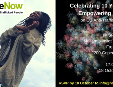 HopeNow Celebrates 10 Years Of Empowering People