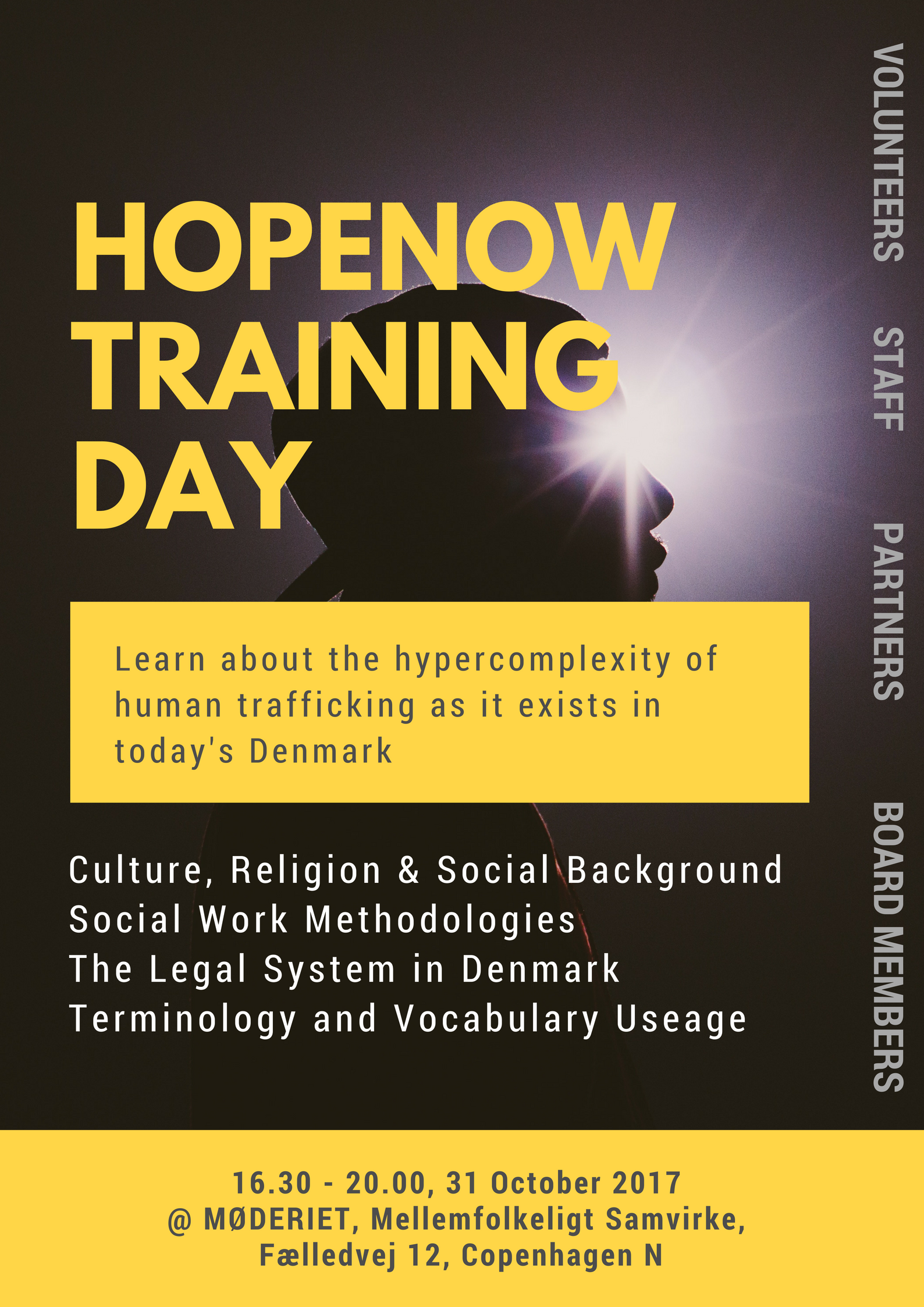 HopeNow Training Day